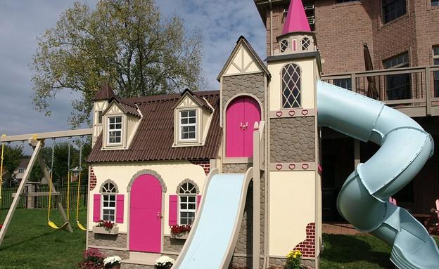 בתי ילדי עשירים (צילום: Lilliput Play Homes - Inter News)