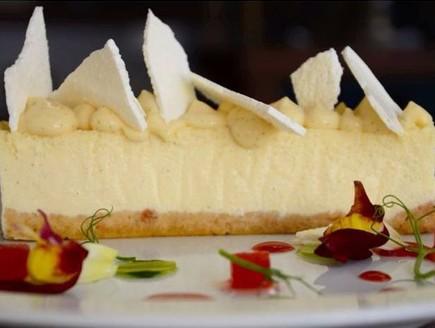 עוגת גבינה של פיצרוי (צילום: בועז לביא,  יחסי ציבור )