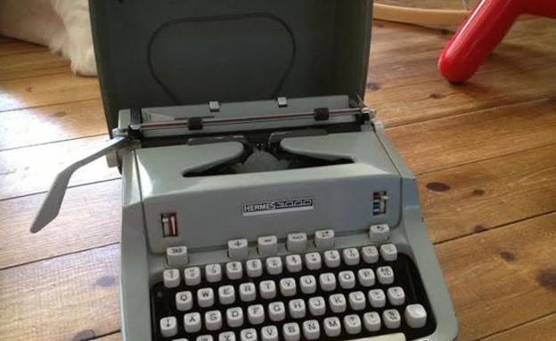 מכונת כתיבה של הרמס (צילום: מתוך אתר מרמלדה)