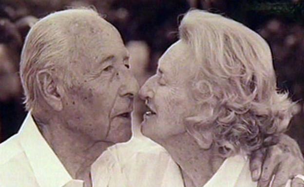 אין גיל לאהבה (צילום: חדשות 2)