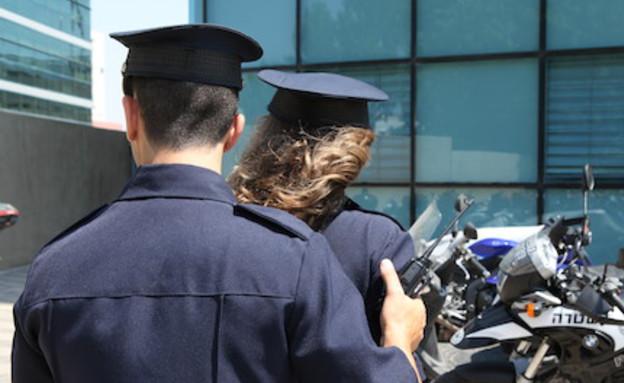 משטרה - שוטרים (צילום: אורטל דהן)