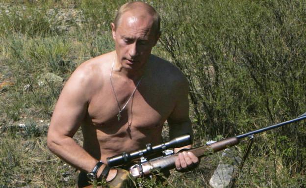 ולדימיר פוטין (צילום: ap)