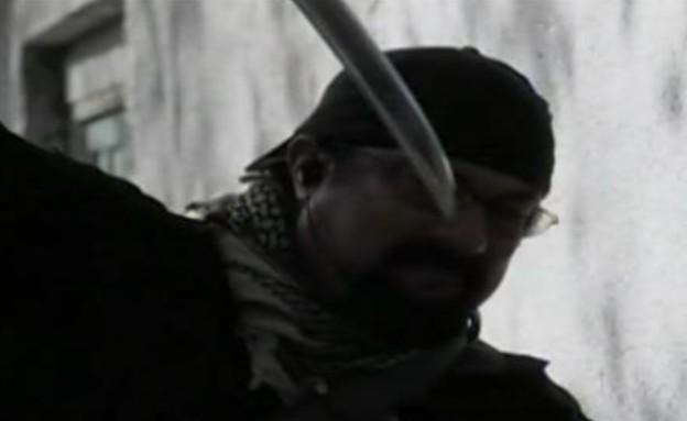 המתנקש (תמונת AVI: מתוך בקטע טוב, ערוץ 24)