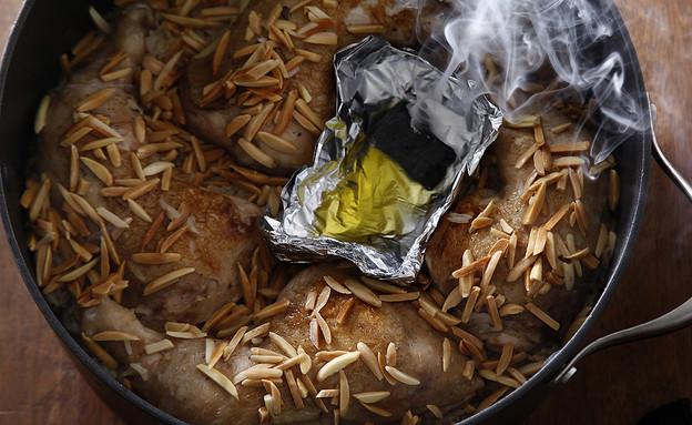 מנדי של נוף ממאסטר שף (צילום: אפיק גבאי, אוכל טוב)