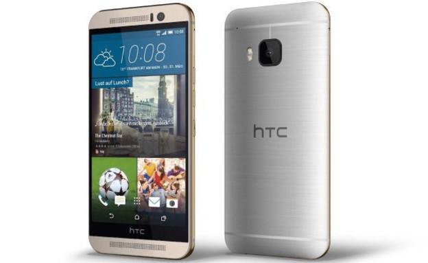 האם זה הסמארטפון One m9 של HTC?