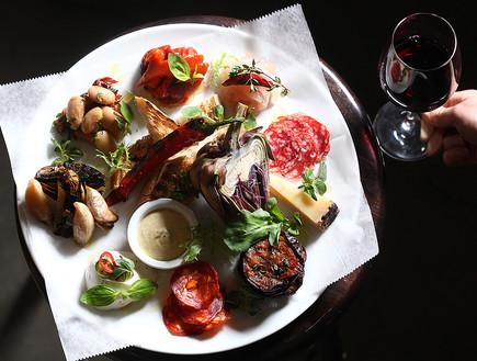 טעימות מאיטליה, צ'יקטי (צילום: אפיק גבאי)
