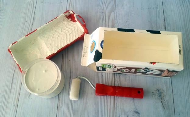 משלוח מנות, חלב, 2 (צילום: סימה יוסף)