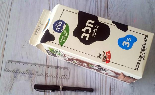 משלוח מנות, חלב, 3 (צילום: סימה יוסף)