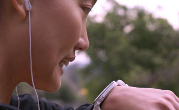 Pebble Time, פבל טיים (צילום: מתוך אתר הקמפיין)