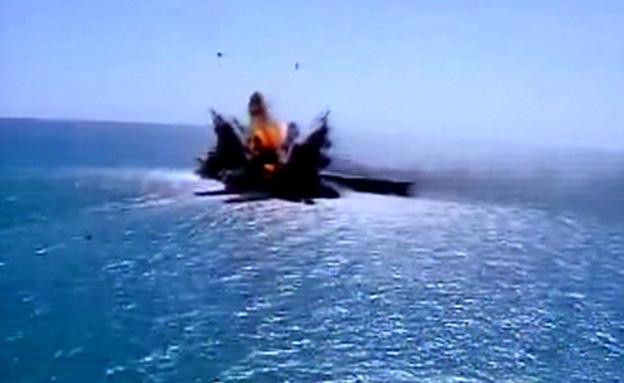 """""""יכולים להשמיד ספינה ב-50 שניות"""""""