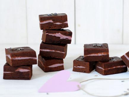פאדג' שוקולד לוונדר של מיס פטל
