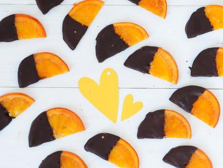 תפוזים בשוקולד של מיס פטל