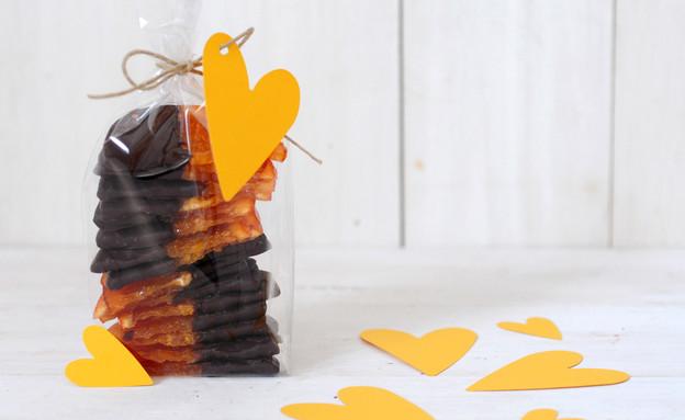 תפוזים בשוקולד - ארוז (צילום: שרית נובק - מיס פטל)