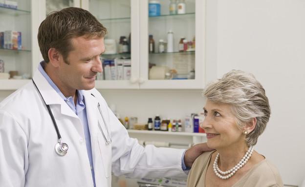 בדיקת רופא (צילום: אימג'בנק / Thinkstock)