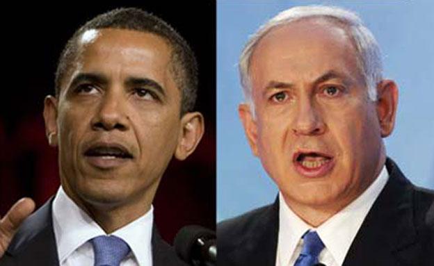 ראש בראש. נתניהו ואובמה (צילום: Reuters)