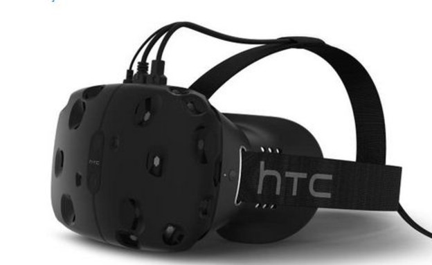 Re:Vive, מציאות מדומה של HTC