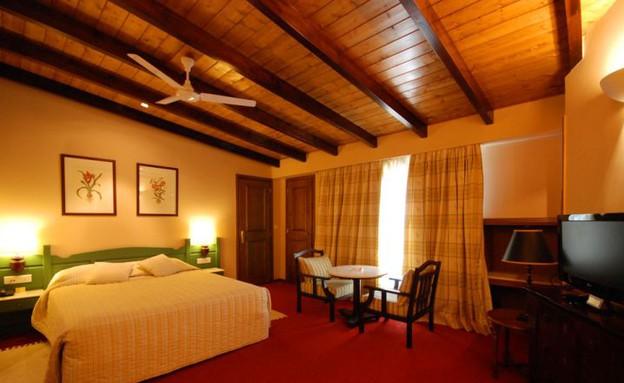 מלון מונטנה בעיר קפרניסי (צילום: אתר המלון)