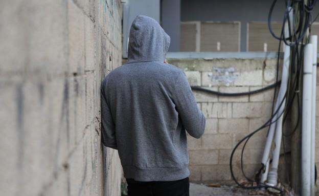 חייל בארגון פשע (צילום: אורטל דהן)