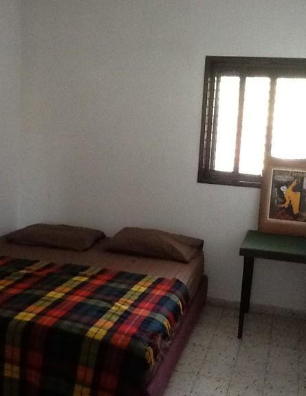 הדירה של ענבר לפני  (צילום: עידו קליר )