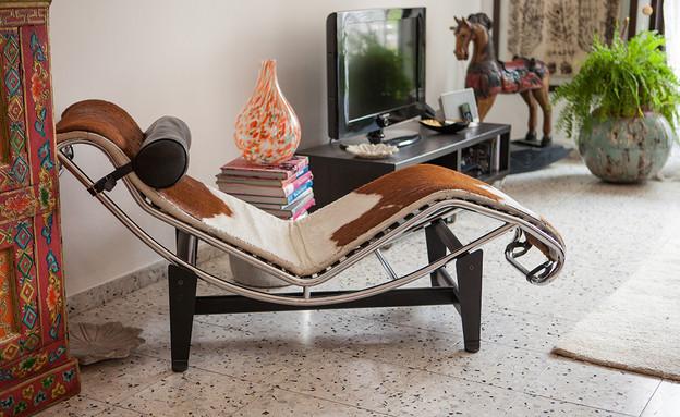 הדירה של ענבר לפני, איימס (צילום: עידו קליר )