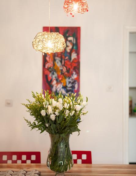הדירה של ענבר, גובה, פינת אוכל (צילום: עידו קליר )