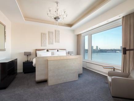 טריפלקס בניו יורק, ארבעה חדרי שינה מפוארים