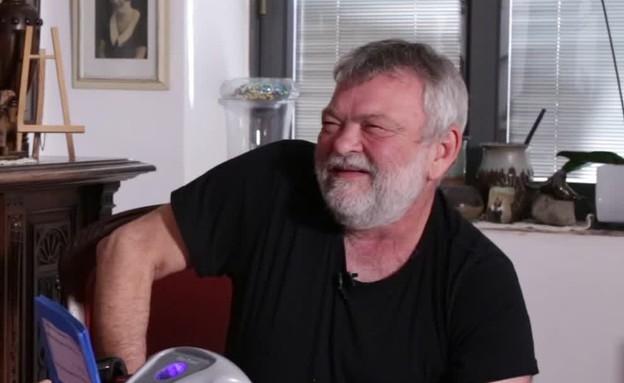 עד 120 – דודו באוכנר מראיין את אילן גילאון (תמונת AVI: גידי פישר, דודו באוכנר)