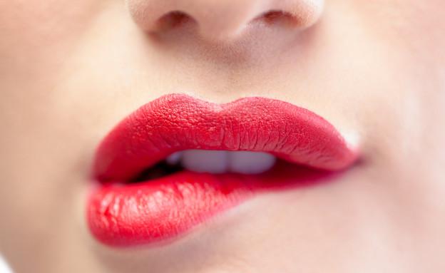 שפתיים (צילום: אימג'בנק / Thinkstock)