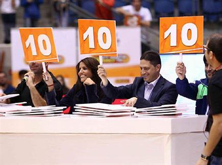 גם הפעם: תחרות הטבעות (צילום: עודד קרני, אתר המנהלת) (צילום: ספורט 5)