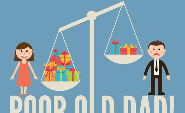 בנות קונות יותר לאמהות (צילום: קווידקו)
