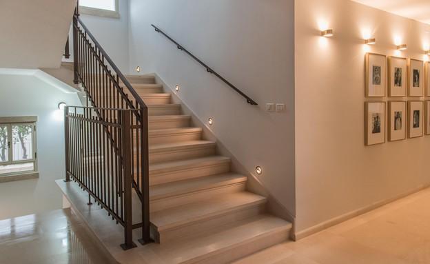 גליה בראון, מדרגות (צילום: גלעד רדט)