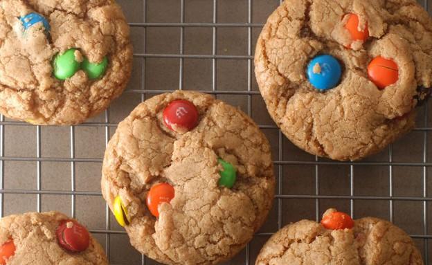 עוגיות לוטוס שוקולד צ'יפס (צילום: נועם בסט, אוכל טוב)