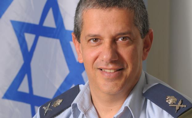 """אמיר אשל (צילום: דובר צה""""ל)"""