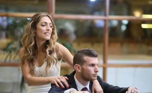 עידו וסיוון - החתונה (צילום: אסי פטוקה)