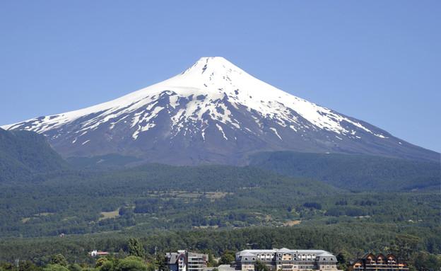 הר הגעש ויאריקה (צילום: אימג'בנק / Thinkstock)