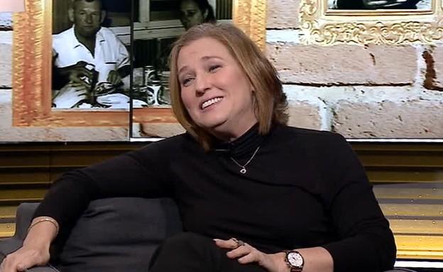למה ציפי לבני הפסיקה לשיר? (תמונת AVI: מתוך הנבחרים, ערוץ 24)