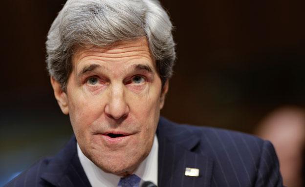 מזכיר המדינה, ארכיון (צילום: AP)