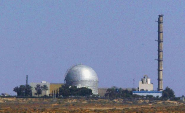 הכור הגרעיני בדימונה (צילום: Getty Images, GettyImages IL)