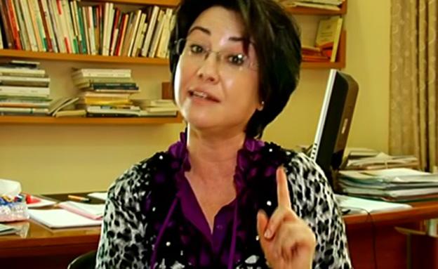 """צפו בריאיון עם ח""""כ זועבי (צילום: חדשות 2)"""