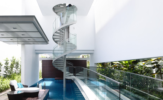 בית בסינגפור (צילום: Hyla architects)
