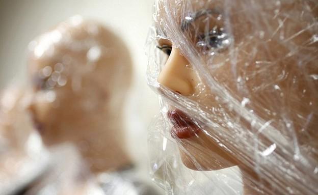 בובות מין (צילום: רויטרס, dailymail.co.uk)