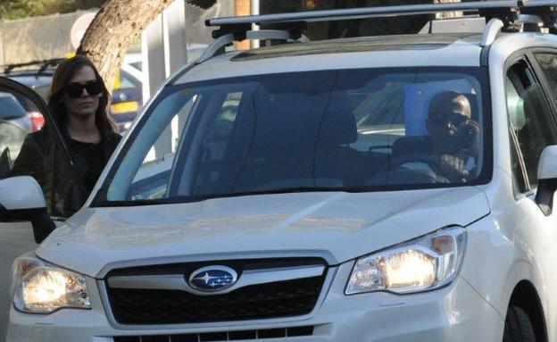 דנה פרידר, אלי פיניש (צילום: ברק פכטר)