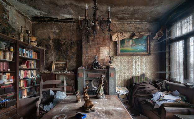 בתים נטושים  (צילום: Martino Zegwaard)