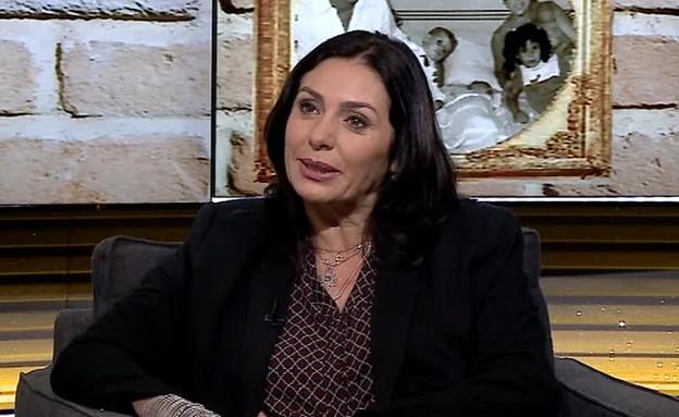 מירי רגב מדברת על הרמיקסים של נוי אלוש (תמונת AVI: מתוך הנבחרים, ערוץ 24)