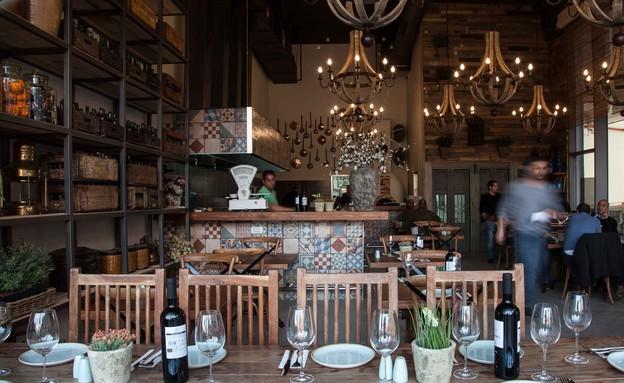 מסעדת עלה גפן (צילום: דניאל לילה,  יחסי ציבור )