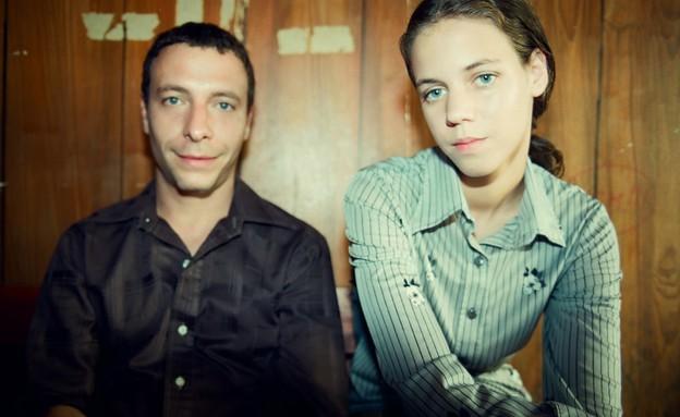 רונה קינן וערן צור (צילום: שרון ברקת)