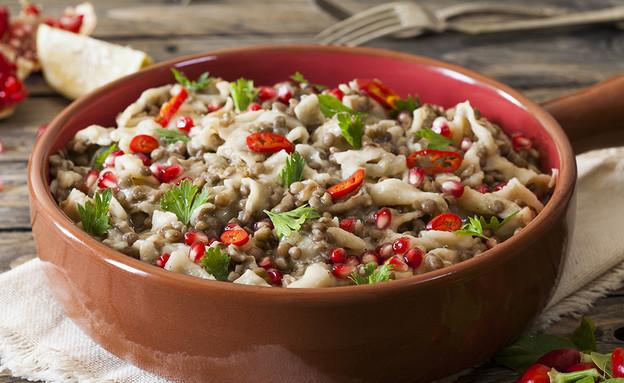 רקאקה ועדס (צילום: אסף אמברם, אוכל טוב)