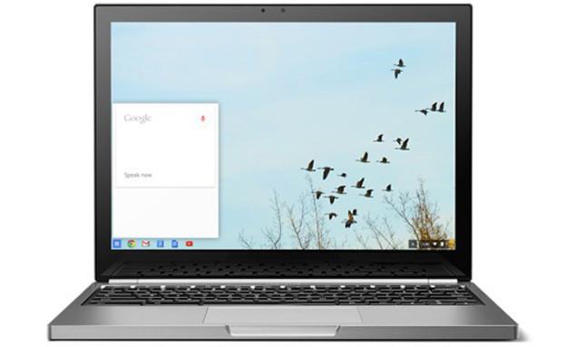 מחשב נייד חדש של גוגל, Chromebook Pixel