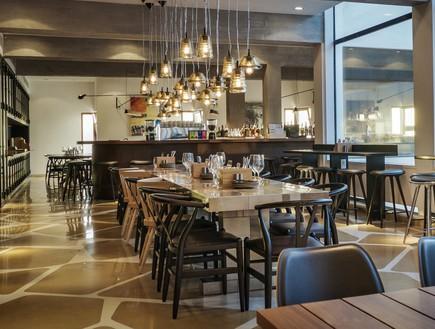 מסעדת אורטוריו, מלון אלמא זכרון יעקב