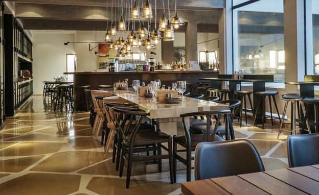 מסעדת אורטוריו, מלון אלמא זכרון יעקב (צילום: איתי סיקולסקי,  יחסי ציבור )
